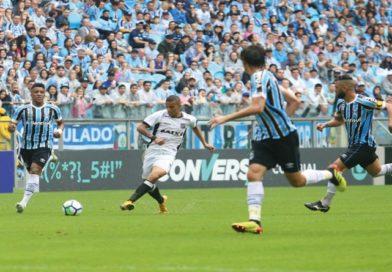 Ceará joga bem, mas perde para o Grêmio e continua no Z4