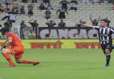 Ceará tem dura missão hoje contra o Corinthians