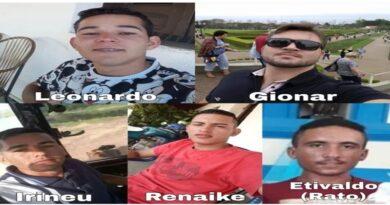Chacina deixa 05 mortos e um ferido em Quiterianópolis