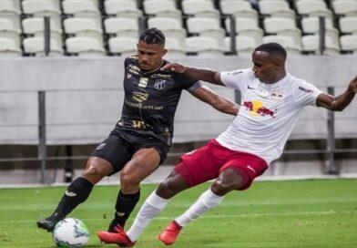 Ceará deixou a desejar em derrota para o Bragantino