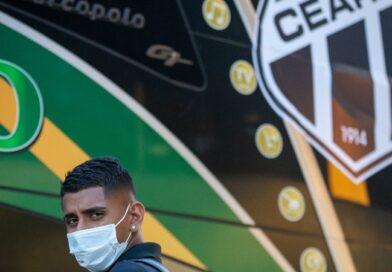 Ceará chega em Santa Cruz de La Sierra, na Bolívia, para jogo da Sul-Americana; vídeo