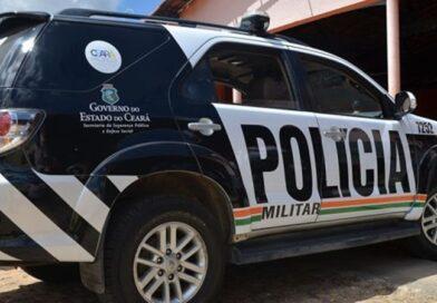 Suspeito de importunação sexual é preso após vítima acenar para polícia em Fortaleza