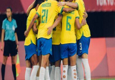 Olimpíada: Nos pênaltis, Brasil perde para Canadá no futebol feminino
