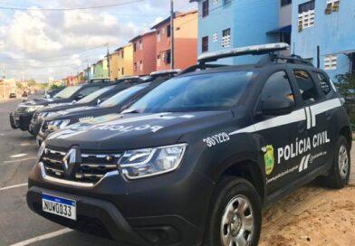 300 policiais cumprem mandado de busca coletivo em mais de mil residências no Edson Queiroz